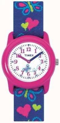 Timex Montre à bandoulière pour enfants T89001