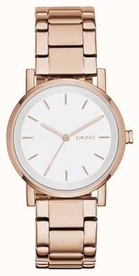 DKNY Le PVD or rose de dames NY2344