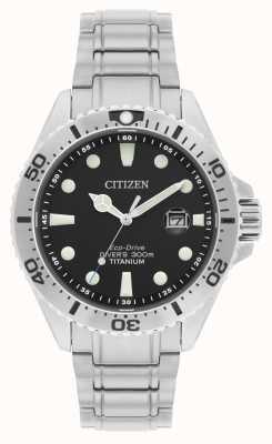 Citizen Royal Marines Edition des plongeurs de 300m avec la torche BN0140-56F