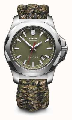 Victorinox Swiss Army Mens inox bracelet naimakka, montre camo 241727.1