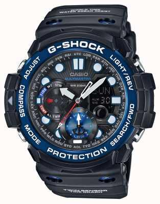 Casio G-choc alarme gulfmaster chronographe GN-1000B-1AER