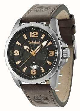 Timberland Gents walden bracelet en cuir brun 14531JS/02