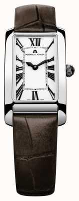 Maurice Lacroix Bracelet en cuir de mode femme fiaba 21mm FA2164-SS001-117-2