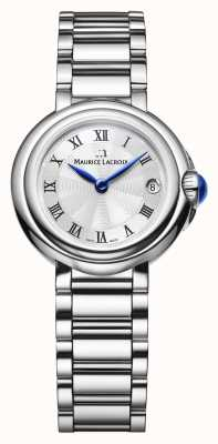 Maurice Lacroix Ladies fiaba 26mm round date FA1003-SS002-110-1