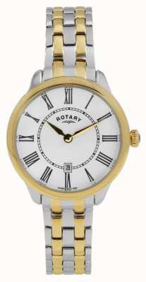 Rotary Femmes elise deux tons LB02916/06