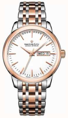 Dreyfuss Mens Watch utilitariste 1890 DGB00127/02