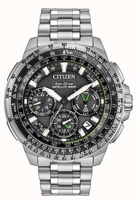 Citizen Promaster navihawk gps en acier inoxydable CC9030-51E