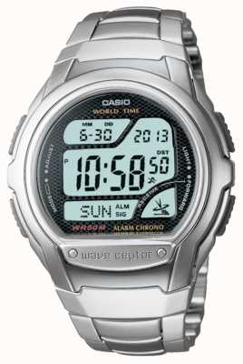 Casio Waveceptor radiocommandé alarme chronographe WV-58DU-1AVES
