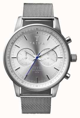 Triwa Mens stirling nevil 2.0 chronographe watch NEST101-ME021212
