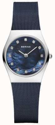 Bering | bracelet bleu femme cadran bleu | 11927-307