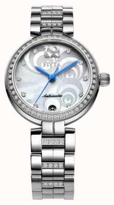 FIYTA Heartouching montre automatique LA8626.WWWH