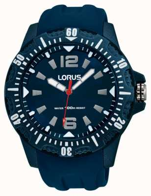 Lorus Montres montre analogique de sport de quartz des hommes RRX07EX9