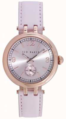 Ted Baker 36mm rgip cas rose TE10023476
