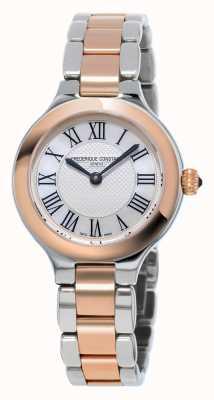Frederique Constant Classics plaisir des femmes bracelet en métal plaqué or rose FC-200M1ER32B