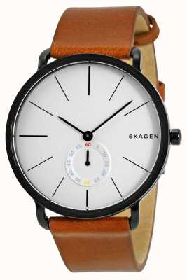 Skagen cuir montre bracelet de hagen Men SKW6216