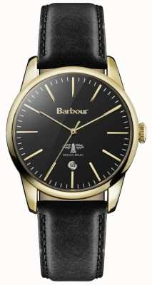 Barbour Leighton montre unisexe BB049GDBK