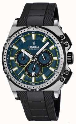 Festina 2016 mens chronobike montre chronographe noir F16970/3