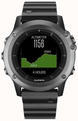 Garmin Mens fenix 3 performance de saphir hrm-run bundle 010-01338-26