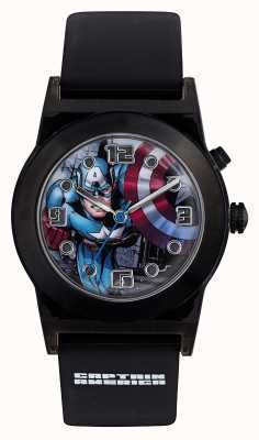 Avengers Capitaine d'enfants noir bracelet noir CTA3121