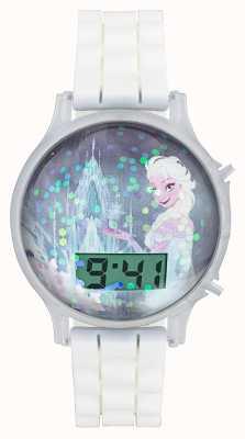 Disney Frozen Frozen globe de neige bracelet blanc numérique FZN3649