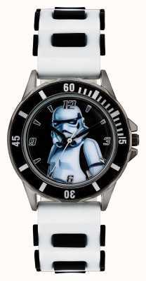 Star Wars étoiles Childrens guerres tempête trooper bracelet blanc STM3518