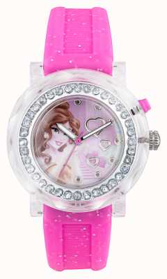 Disney Princess Childrens disney princesse belle bracelet rose PN1145