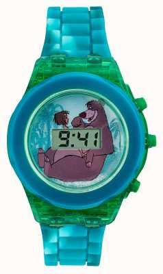 Disney Princess Childrens livre de la jungle numérique bracelet bleu JBK3000