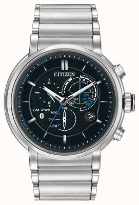 Citizen Mens proximité bluetooth smartwatch eco-drive BZ1000-54E