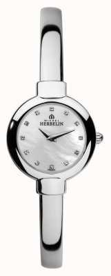 Michel Herbelin bracelet en acier inoxydable Femmes de 17410/B59