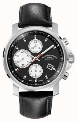 Muhle Glashutte montre chronographe automatique 29er M1-25-43-LB