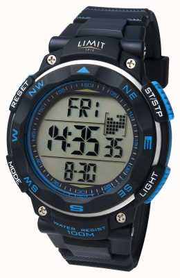 Limit Montre sport sport noir 5487.66