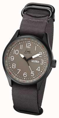Limit Montant gris pour homme bracelet gris cadran gris 5494.01