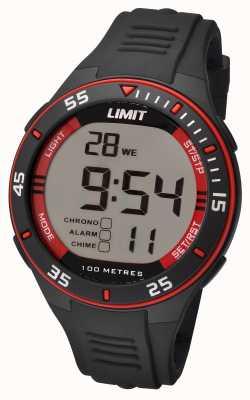 Limit Cadran numérique à bracelet noir 5572.24