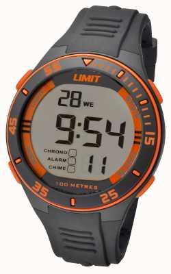 Limit Cadran numérique à bracelet gris 5575.24
