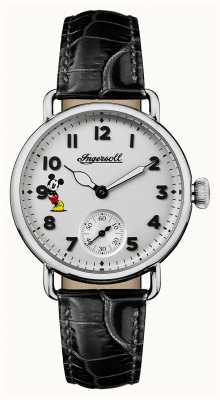Disney By Ingersoll Women union the trenton disney édition limitée en cuir noir ID00101