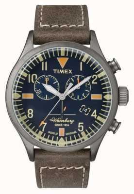 Timex Mens the waterbury chronographe marine cadran TW2P84100