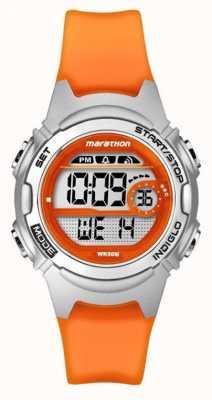 Timex Chronographe d'alarme marathon pour enfants orange TW5K96800