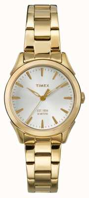 Timex Womans CHESAPEAKE or bracelet ton TW2P81800