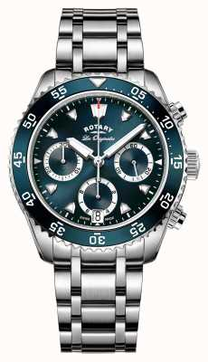 Rotary Chronographe de plongée traditionnel pour homme swiss made GB90170/05