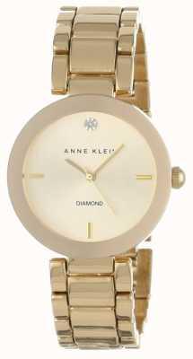 Anne Klein Bracelet en or pour femme bracelet en or AK/N1362CHGB