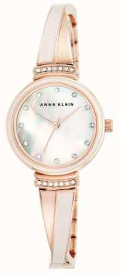 Anne Klein Bracelet en or rose rose AK/N2216BLRG