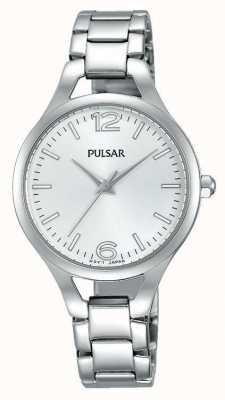 Pulsar L'acier inoxydable argenté Womans PH8183X1