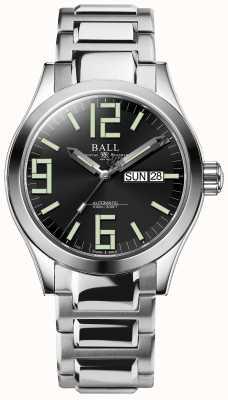 Ball Watch Company Ingénieur masculin ii genesis acier inox automatique NM2026C-S7-BK
