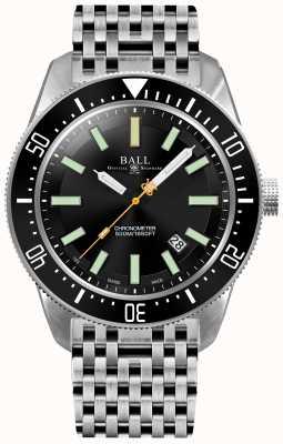 Ball Watch Company Chronomètre automatique pour homme ingénieur master ii skindiver ii DM3108A-SCJ-BK