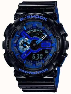 Casio Montre à bracelet en résine pour hommes G shock GA-110LPA-1AER