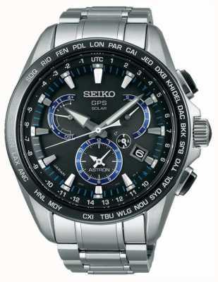 Seiko Astron gps titane chronographe à énergie solaire SSE101J1