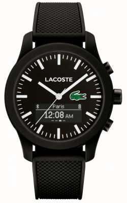 Lacoste Mens 12,12 bluetooth montre intelligente vert noir 2010881