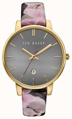 Ted Baker Womans rose bracelet en cuir TE10030696