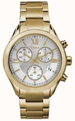 Timex ton or chronographe Womans miami TW2P93700