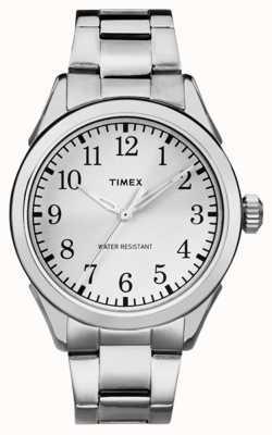 Timex ton argent terrasse unisexe Briarwood TW2P99800